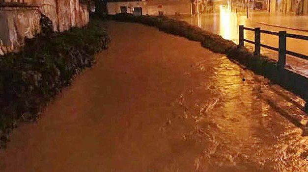 Piden dragado urgente del río Soacha, ya se desbordó por fuertes aguaceros