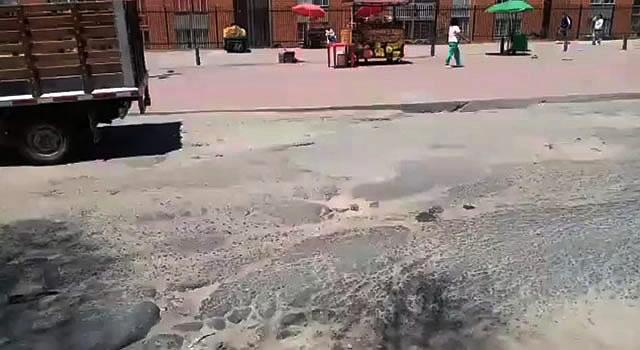 Por fin se arreglará tramo que conecta vía Indumil con 3M en Soacha