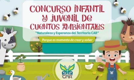 Niña de Soacha, dentro de los ganadores del Concurso de cuento ambiental de la CAR