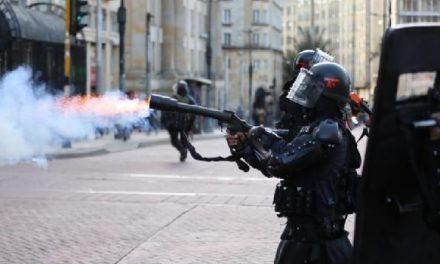 Tumban fallo que ordenaba suspender uso de gases lacrimógenos en protestas