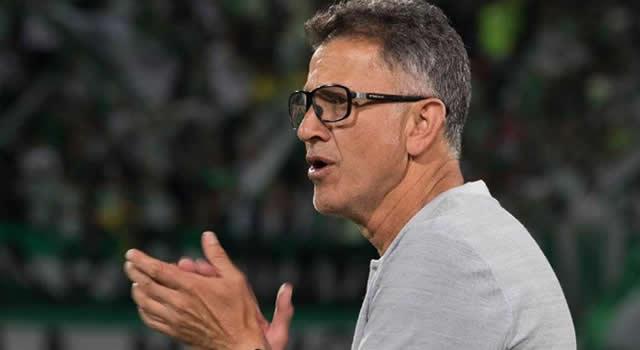 Renunció Osorio a la dirección técnica de Nacional