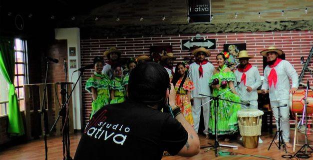 Nativa, estudio audiovisual que  abre las puertas a artistas y empresarios de Soacha