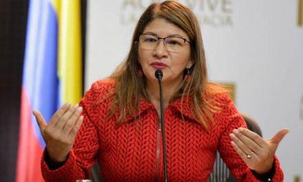 Exguerrillera de las Farc presidiría por primera vez la plenaria del Congreso