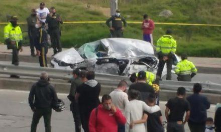$1.400.000 en comparendos debe conductor implicado en accidente de Ciudad Bolívar