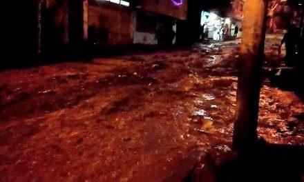 La lluvia vuelve a hacer estragos en algunos sectores de Soacha