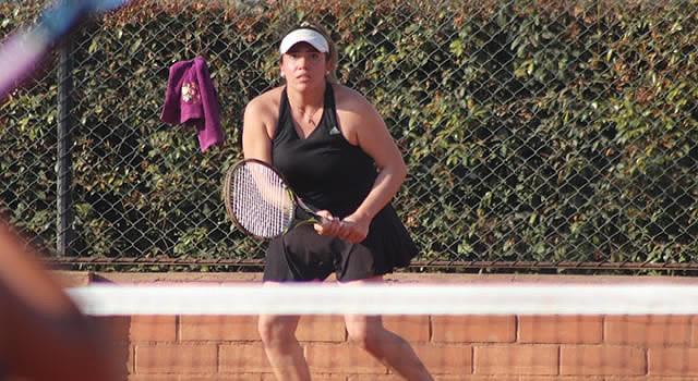 Avanza en Soacha el Open de Tenis Varón del Sol