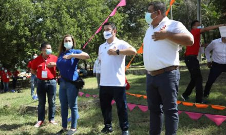 3.000 jóvenes participaron en el XXIX Campamento Juvenil Nacional en Ricaurte