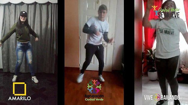 El baile benefició a 100 jóvenes de Soacha con el proyecto 'Ciudad Verde se Mueve'