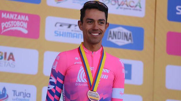 Soachuno Daniel Martínez, segundo mejor deportista del año 2020 en Colombia