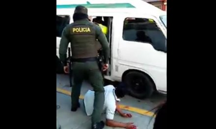 Seis heridos y al parecer un muerto dejan disturbios en un sector de Bogotá