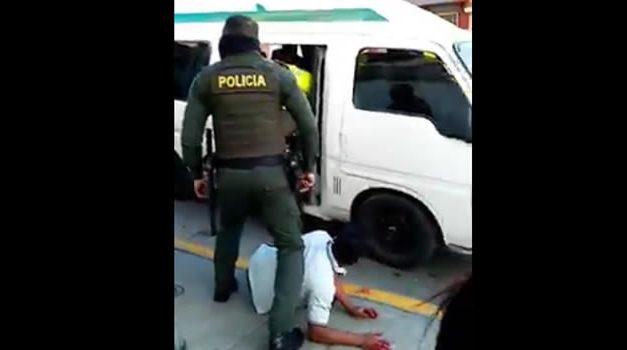 Murió joven que recibió disparo durante operativos de tránsito en Bogotá