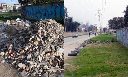 De basurero a corredor verde, ejemplo de una comunidad en Soacha