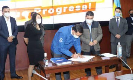Con la firma de diez convenios por $84.812 millones, Cundinamarca le apuesta al medio ambiente