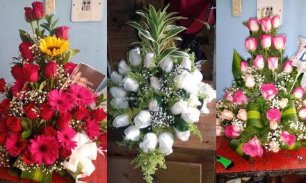 Un arreglo floral, el mejor regalo para grados, fiestas y reuniones