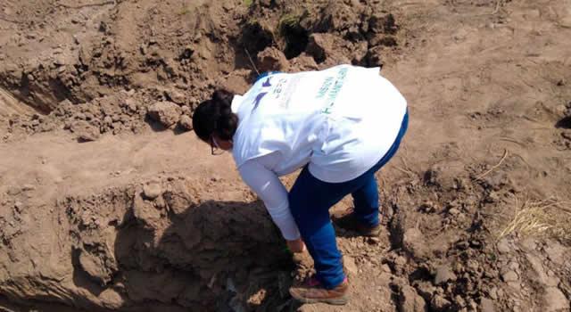 En fosa común de Silvania, Cundinamarca, habrían  sepultado extranjeros