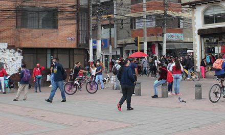 Desorden y caos invaden las calles de Soacha