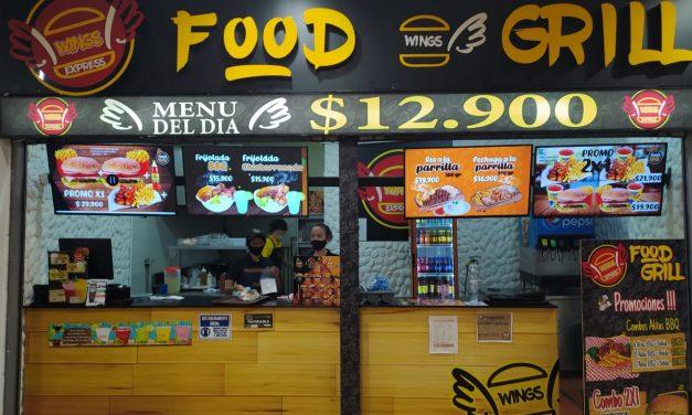 Desde Gran Plaza, Food Grill deleitará los paladares Soachunos desde inicio de año