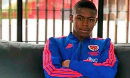 Convocado futbolista zipaquireño en la Selección Colombia sub 20