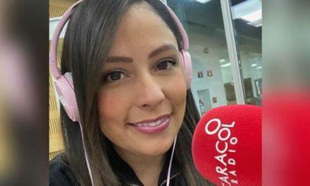 Con la tibia fracturada terminó periodista atracada en Bogotá