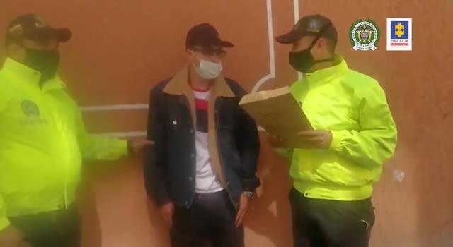 Cárcel para integrantes de banda delincuencial señalada de 'paseos millonarios' en Bogotá