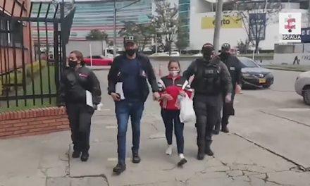 Capturan responsables de 'paseo millonario' en Bogotá en donde una mujer murió