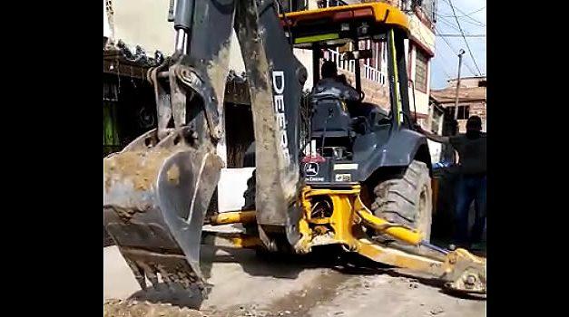 Por falsa noticia paran obra en barrio de Soacha