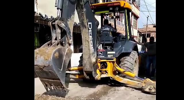 Incierto reinicio de obras en vía al Llano