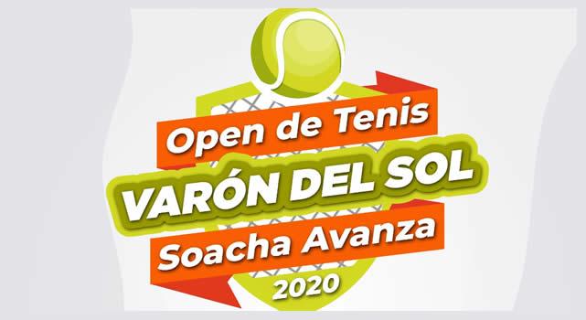 Ya llega el primer 'Open de Tenis Varón del Sol' en Soacha