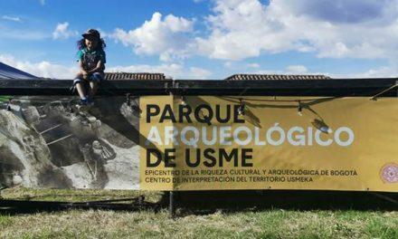 Se inaugura primer parque arqueológico de Bogotá