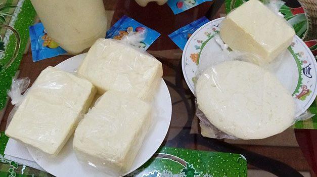 El emprendimiento de lácteos y sus derivados en Soacha, del productor al consumidor