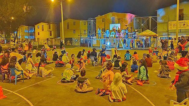Quintas de Santa Ana busca ser ejemplo de unidad y construcción de tejido social