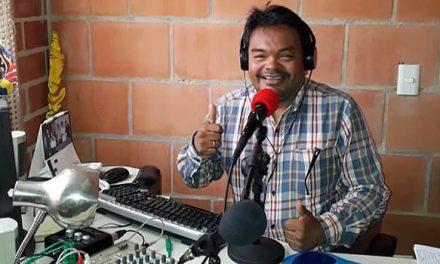 Fallece locutor y periodista de Soacha, coronavirus acabó con su vida