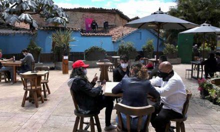 En Bogotá se levanta Pico y Cédula para restaurantes y hoteles