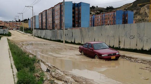 La triste realidad de los residentes de Sabana Ciprés en Soacha