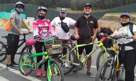 Colectivo juvenil lidera salidas en bici para promover el reconocimiento del territorio en Soacha