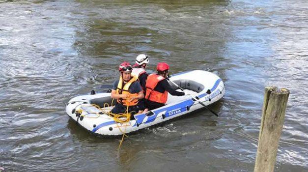 Rescatan cuerpo de joven que cayó a aguas del río Bogotá