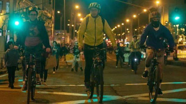 Bogotá cancela ciclovía nocturna prevista para este jueves