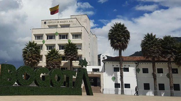 Amenazan a tres concejales de Bogotá por estar en contra del paro