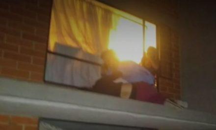 En Parque Campestre hombre habría lanzado a una mujer desde un sexto piso