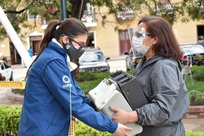 Así fue la jornada de reciclaje en Cundinamarca