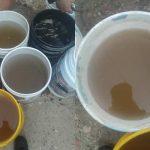 Envían carrotanque con agua sucia a familias de Soacha