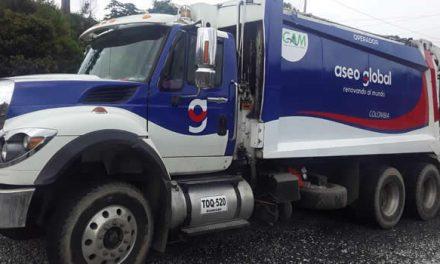 Aseo Global suspende operaciones de manera temporal en Soacha