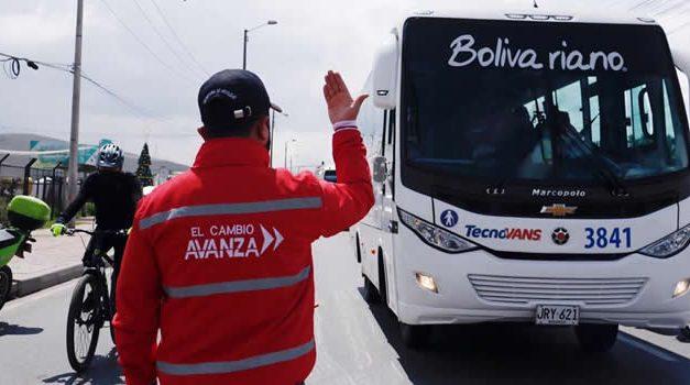 Fluye con normalidad el ingreso de Soacha a Bogotá