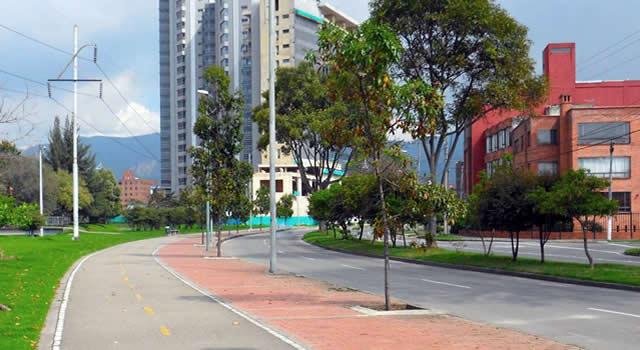 Cuarentena total para el fin de semana en Bogotá