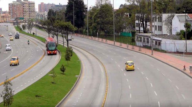 3.879 comparendos dejó la cuarentena del puente en Reyes en Bogotá
