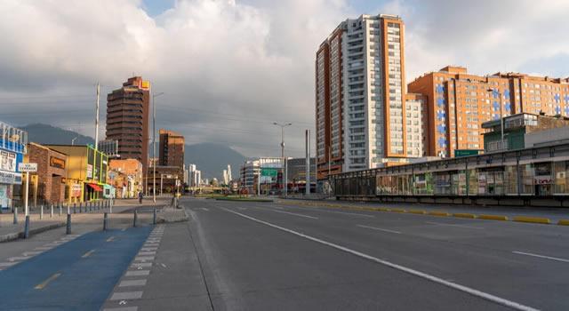 Se acaba cuarentena los fines de semana en Bogotá, ahora será por UPZ