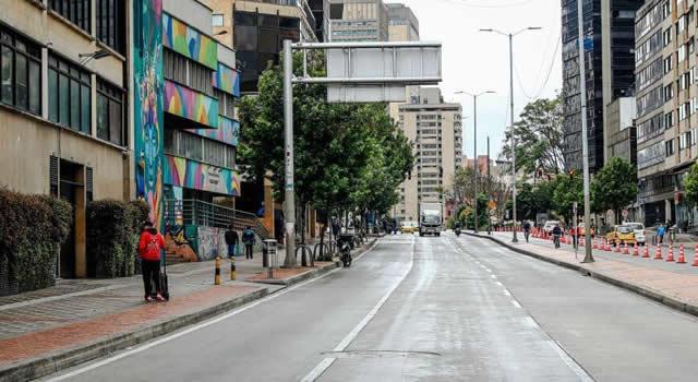 Cuarentena en Bogotá: les contamos qué servicios están habilitados y qué se puede hacer