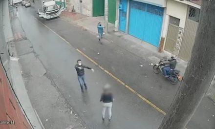 [VIDEO]  Así capturaron extorsionistas en Bogotá que exigían hasta $20 millones