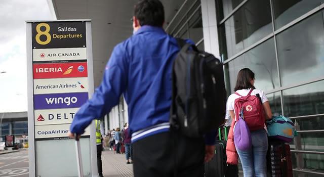 Migración se pronuncia sobre caso de extranjero que llegó con prueba positiva al país