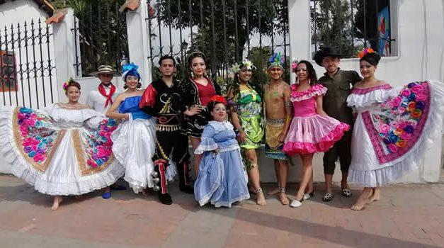'Un solo pueblo danzando por los Andes', el video que lanzó la Fundación artística Killart de Soacha